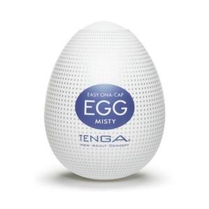 Et indpakket tenga æg