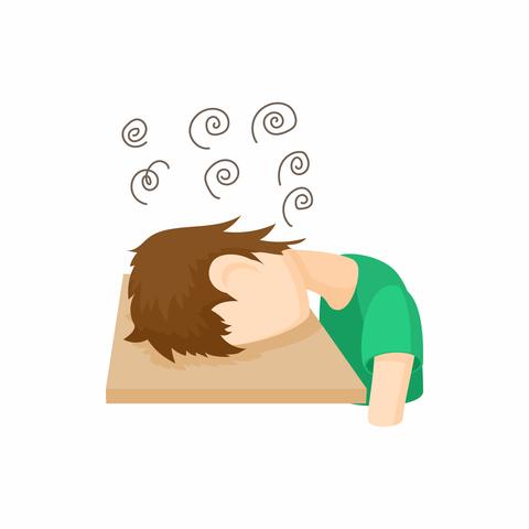 5 tegn på du er stresset mand – Det skal du vide, inden det er for sent!