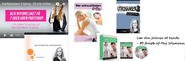 Online kurser om terapi